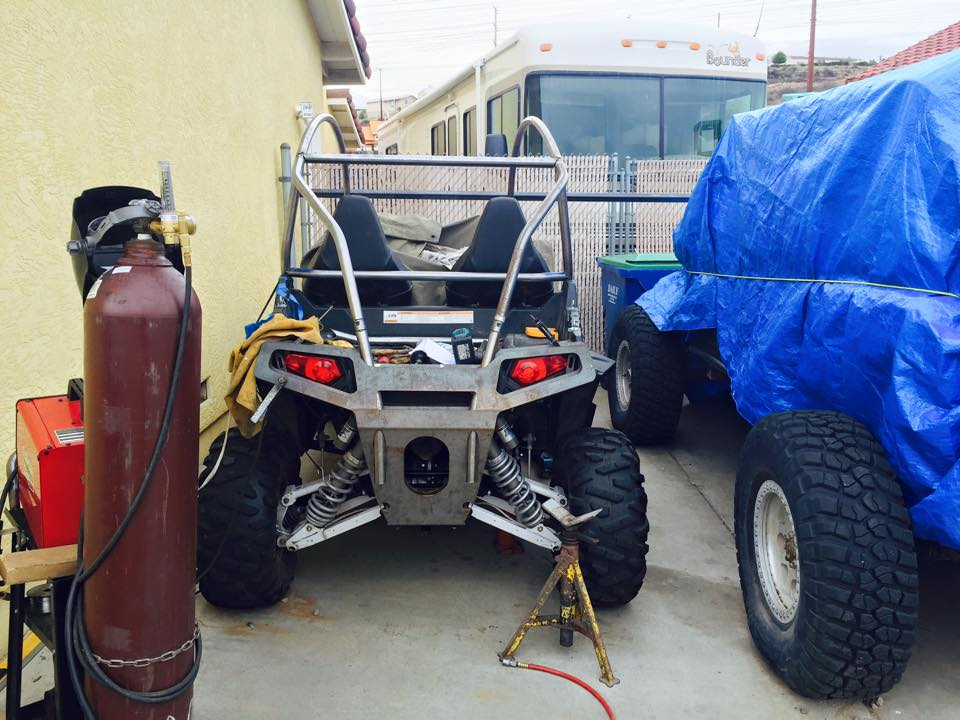 Polaris Roll Cage