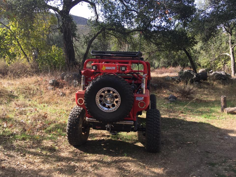 Featured Jeep